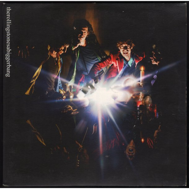 A bigger bang - Original 2005 European Virgin label 16-track 2LP Set