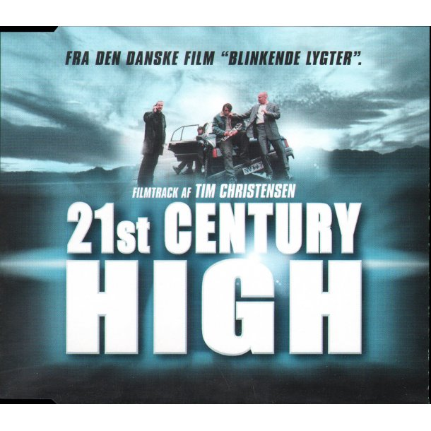 21st Century High - 2000 Danish 2-track promotional issue CD