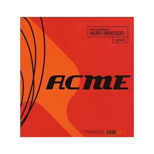Acme - Original UK Issue