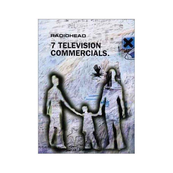 7 Television Commercials - 1998 German Parlophone 34 minutes PAL/Secam VHS Video