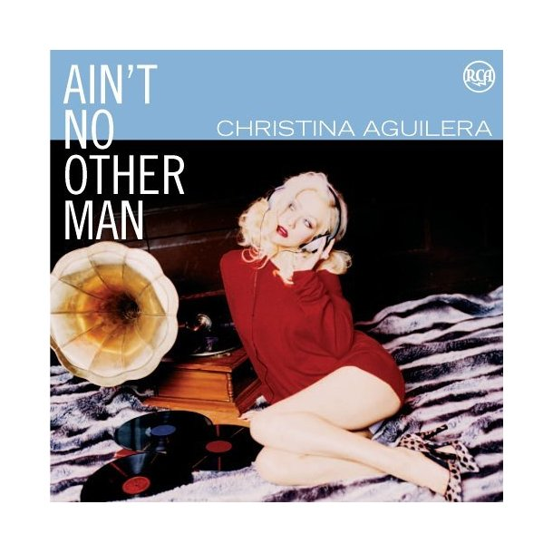 Ain't No Other Man - 2006 European 1-track Promotional Issue CD