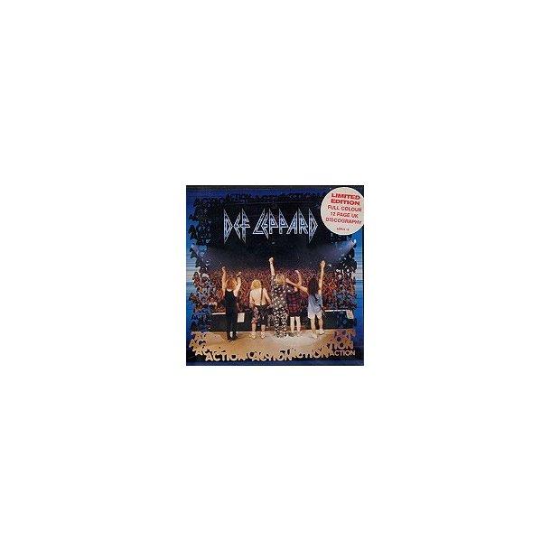 Action - 1994 UK Phonogram label Limited edition 3-track CD-single