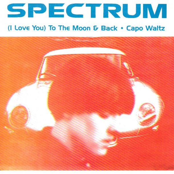 (I Love You) To The Moon And Back b/w Capo Waltz