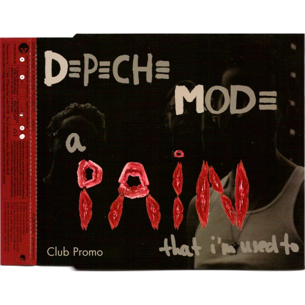 A Pain That I'm Used To - Club Promo