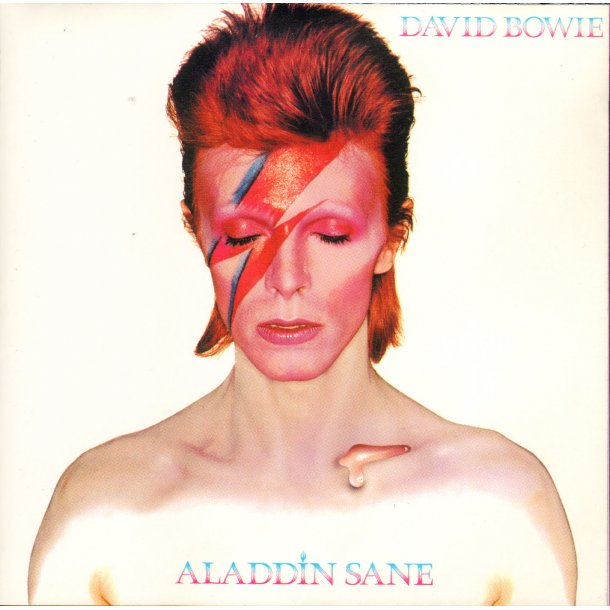 Aladdin Sane - 1990 US 'Sound + Vision' Issue
