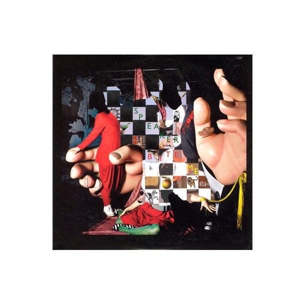 Action Painting - 2007 Danish Morningside labnel 11-track Full album Promotional Issue CD