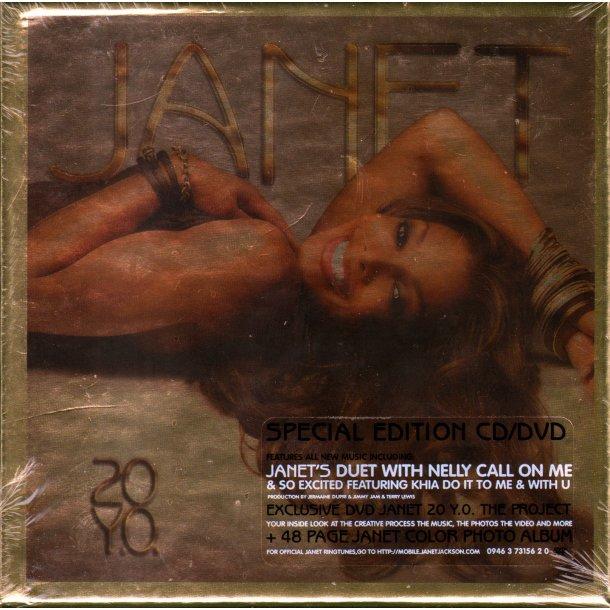 20 Y.O. - US Limited Edition