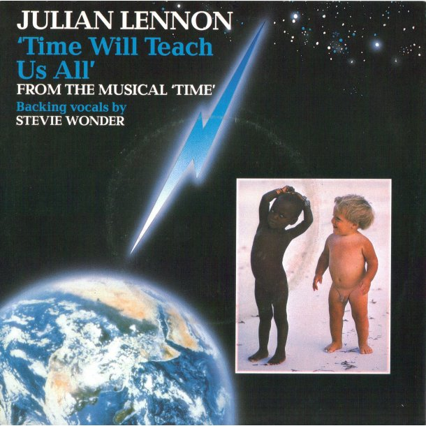 'Time Will Teach Us All' b/w 'Time Will Teach Us All' (Special Instrumental Version)