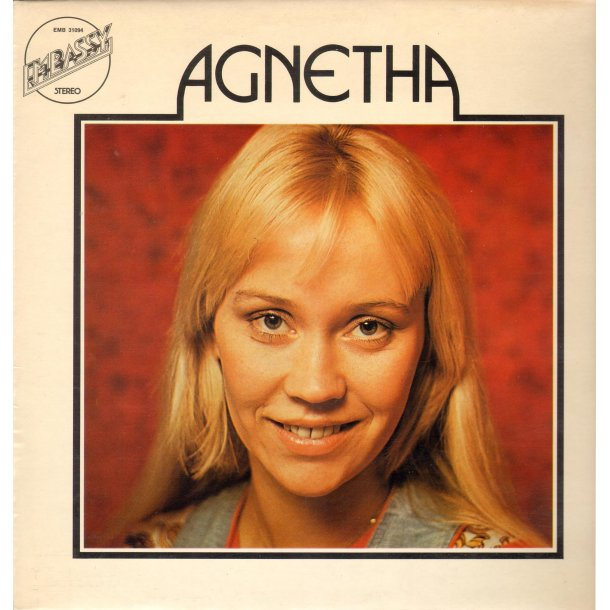 Agnetha - Dutch Blue Label Issue