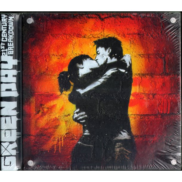 21st Century Breakdown - Exclusive Rhino Records Edition - Limited Edition tripple 10