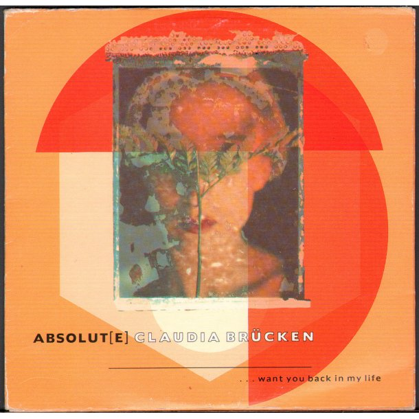 Absolut[e] - Limited Edition 3-track CD Single