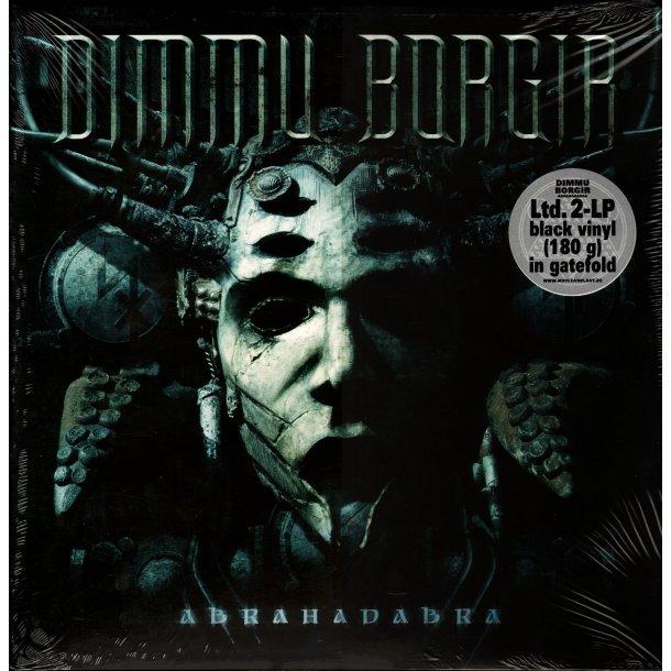 Abrahadabra - Limited Edition 2LP Picture Disc Set