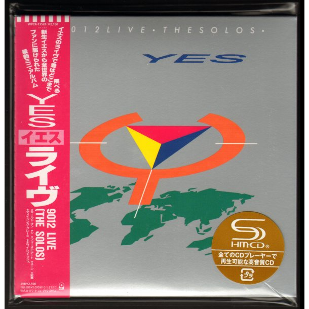 9012Live: The Solos - Japanese Limited Edition SHM CD Incl. Bonustracks