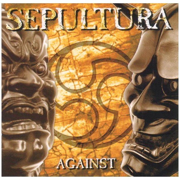 Against - German 15-track Full album CD
