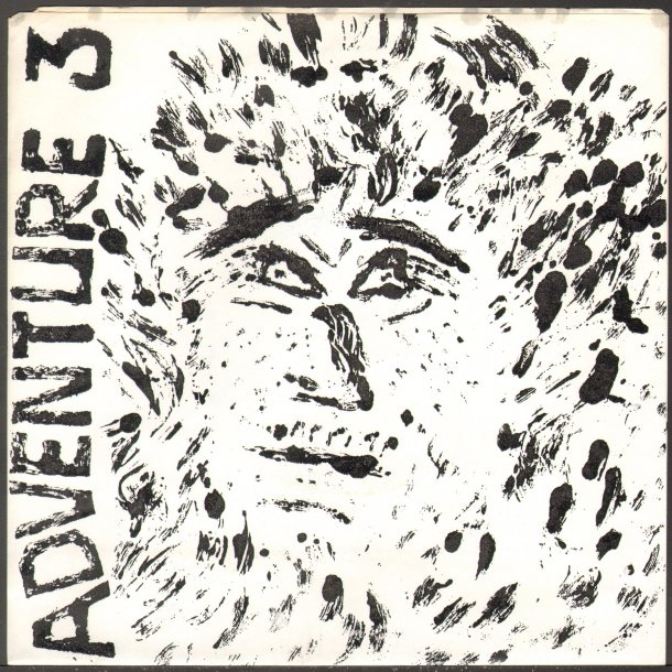Adventure 3 - Original Danish Vinyl Issue