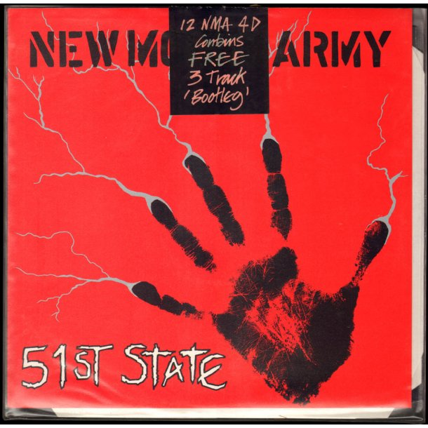51st State - Limited Edition 1985 UK 12