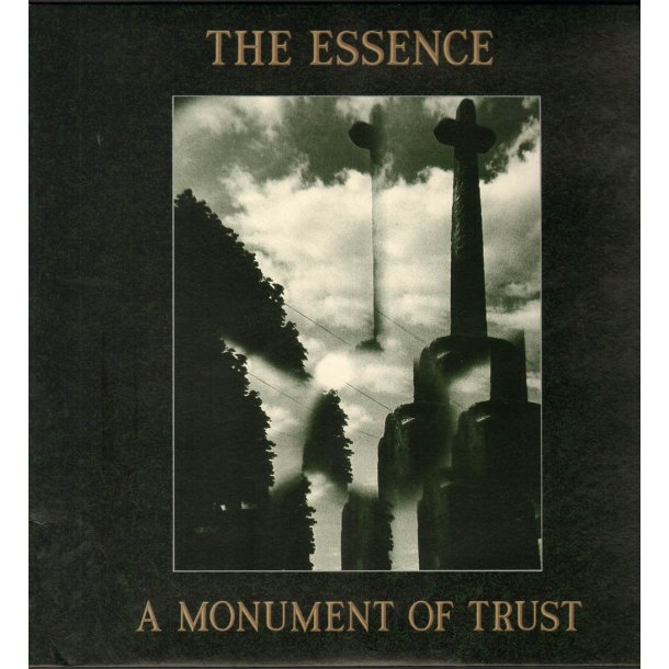 A Monument Of Trust - 1987 UK 9-track Vinyl LP