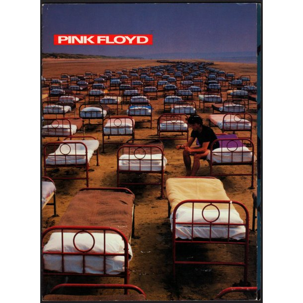 A Momentary Lapse Of Reason World Tour - 1987/88 Tour Programme