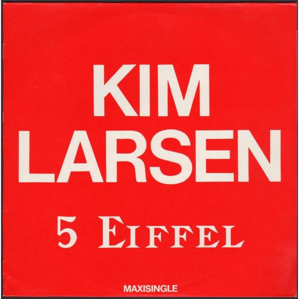 5 Eiffel - 1982 Dutch Pressed 5-track 12