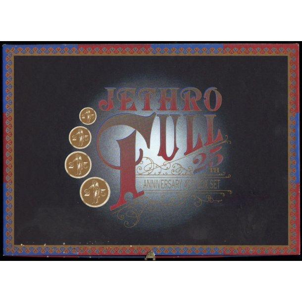 25th Anniversary Box Set - 1993 UK Chrysalis 4CD Box Set
