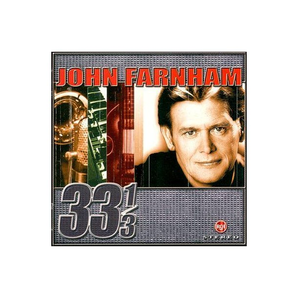 33 1/3 - 2000 German pressed BMG label 13-track full length album