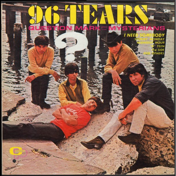 96 Tears - Original US Stereo Vinyl LP