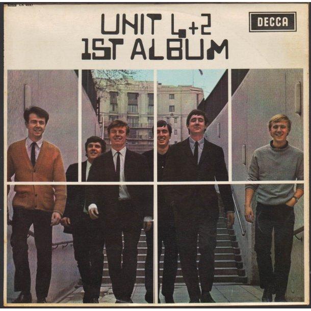 1st Album - Original 1965 UK 12-track mono LP