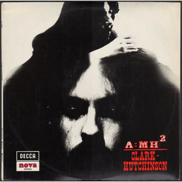 A=MH² - Original 1969 UK Decca Nova Series 5-track LP