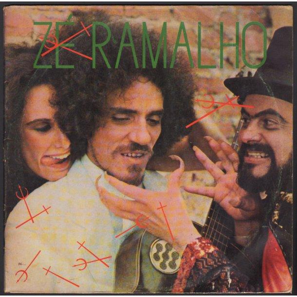 A Peleja Do Diabo Com O Dono Do Ceu - Original 1979 Brazilian Epic label 10-track LP