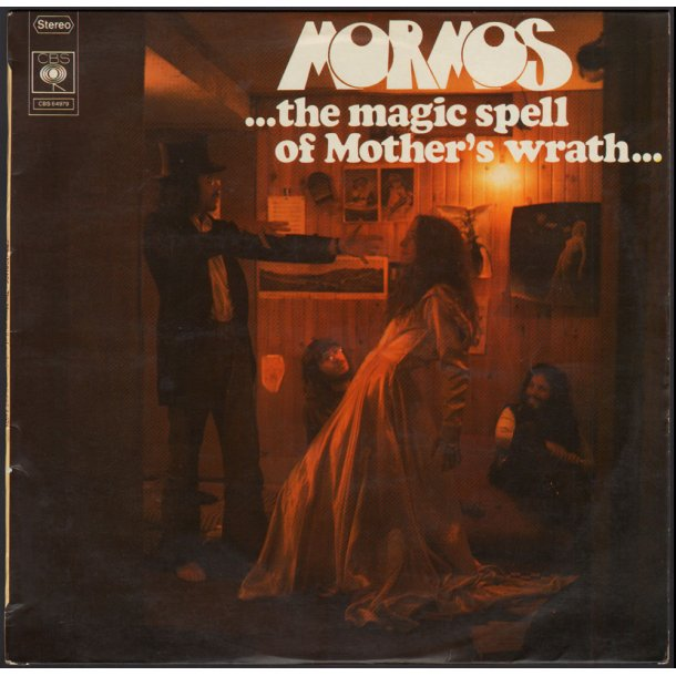 ...The Magic Spell Of Mother's Wrath... - Original 1972 French 10-track LP
