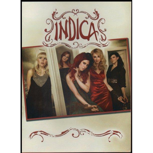 A Way Away - 2010 European Warner Music/PIAS Distributed Presskit