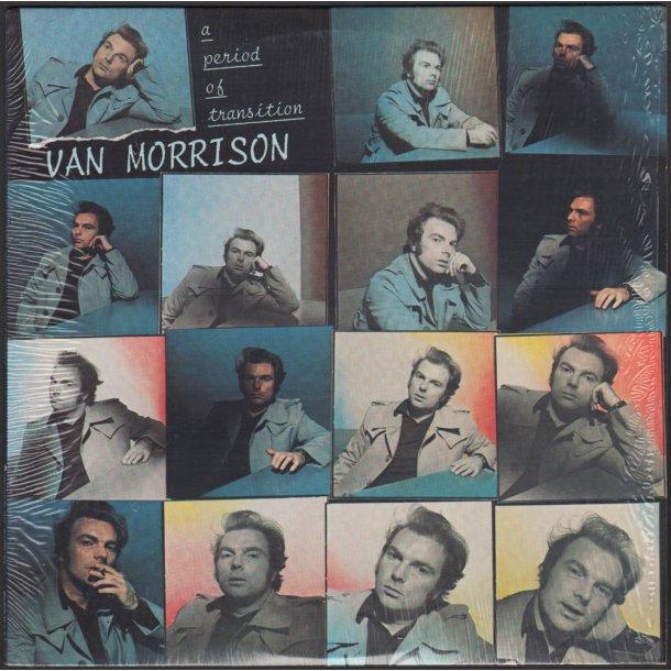 A Period of Transition - 1977 US Warner Bros label 10-track LP - Burbank Labels