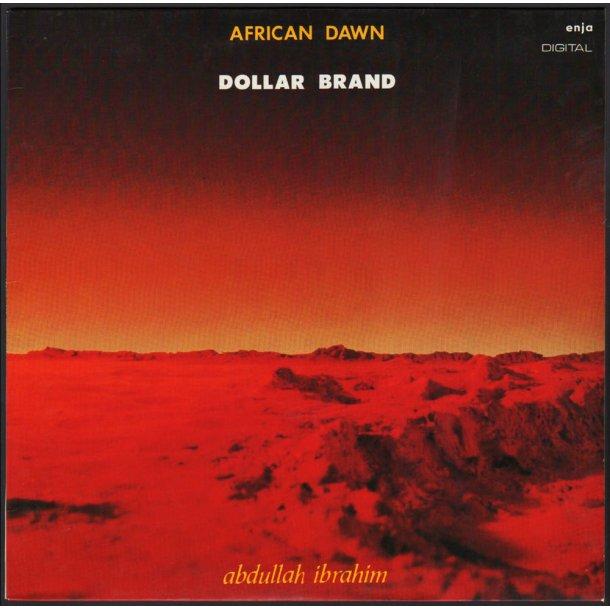 African Dawn - Original 1983 German Enja label 8-track LP