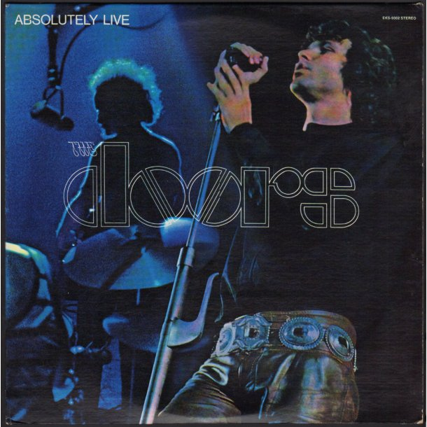 Absolutely Live - Mid 1970ies US Elektra label 2nd issue 2LP Set
