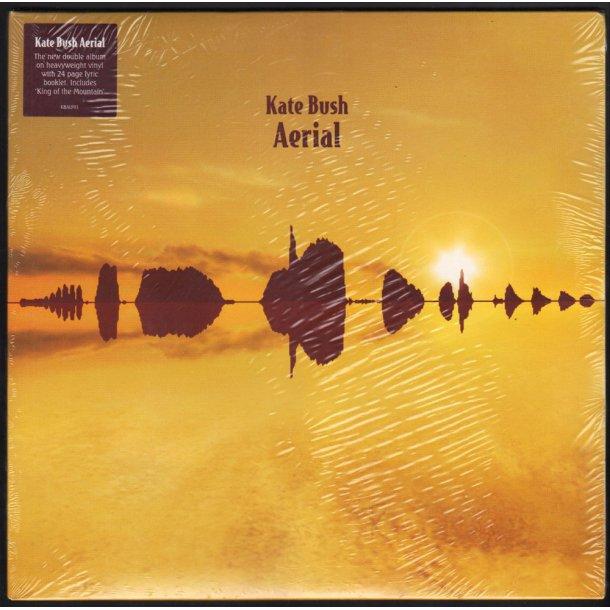 Aerial - 2005 UK EMI label 16-track 2LP set