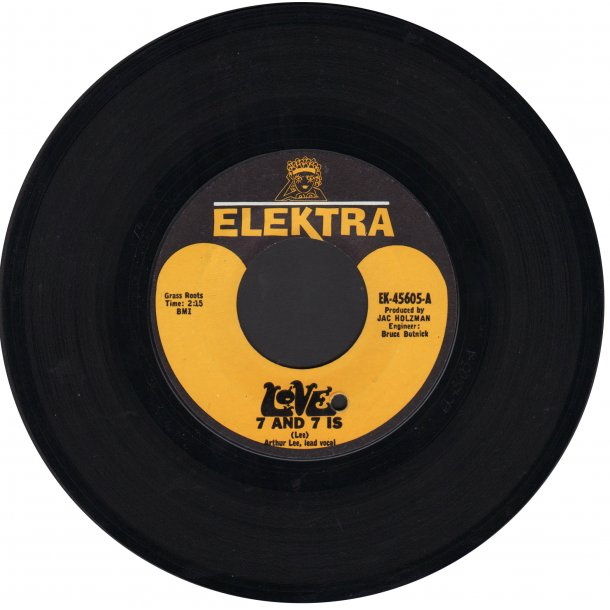 7 And 7 b/w No. Fourteen - Original 1966 US Electra label 2-track 7