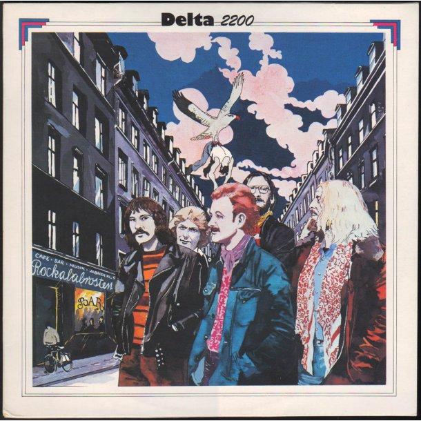 2200 - Original 1977 Dutch Demos label 11-track LP
