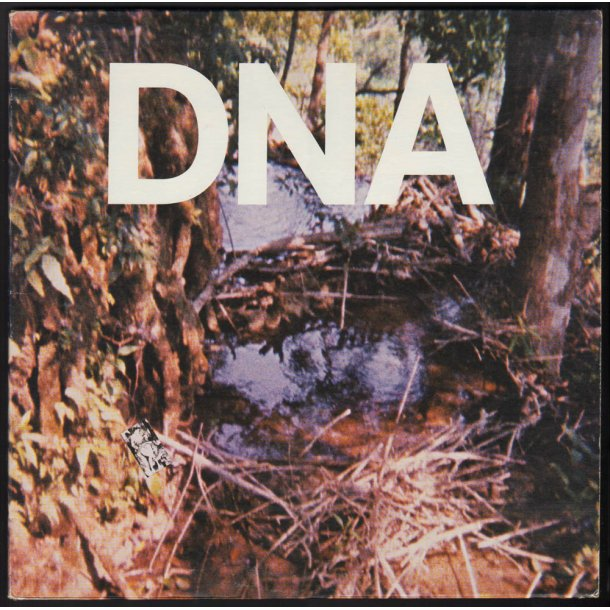 A Taste Of DNA - Original 1981 US  American Clavé label 6-track LP