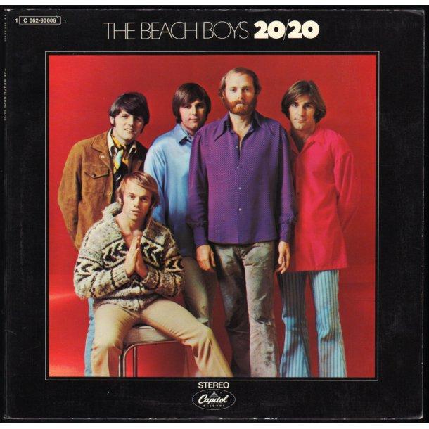 20/20 - Original 1969 Danish Stateside label 12-track Stereo LP