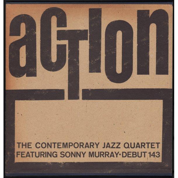 Action - Original 1964 Danish Debut label 5-track LP