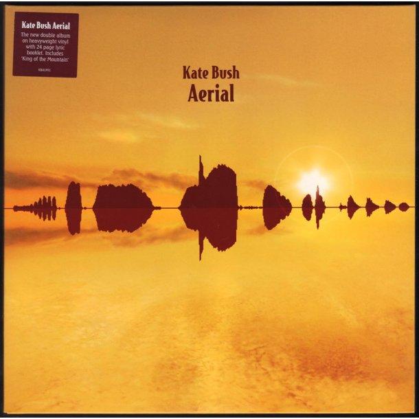 Aerial - 2005 UK EMI label 16-track 2LP set - Incl. Booklet