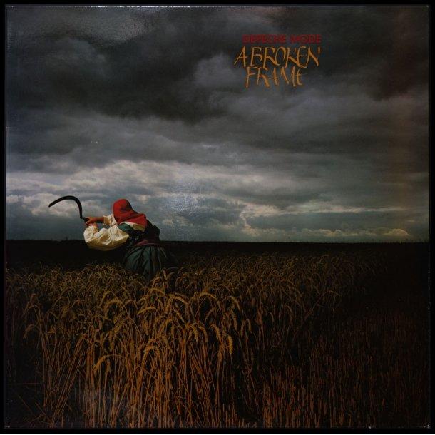 A Broken Frame - Original 1982 Scandinavian Mute label 10-track LP
