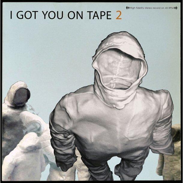 2 - Original 2007 Danish DVP label 10-track 2LP