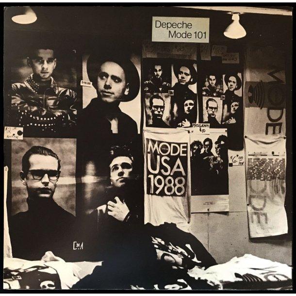 101 - 1989 Swedish Pressed Mute label 20-track 2LP Set