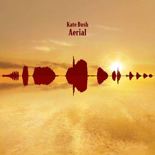 Aerial - 2018 UK/European Fish People label Remastered 180 gram 16-track 2LP Reissue
