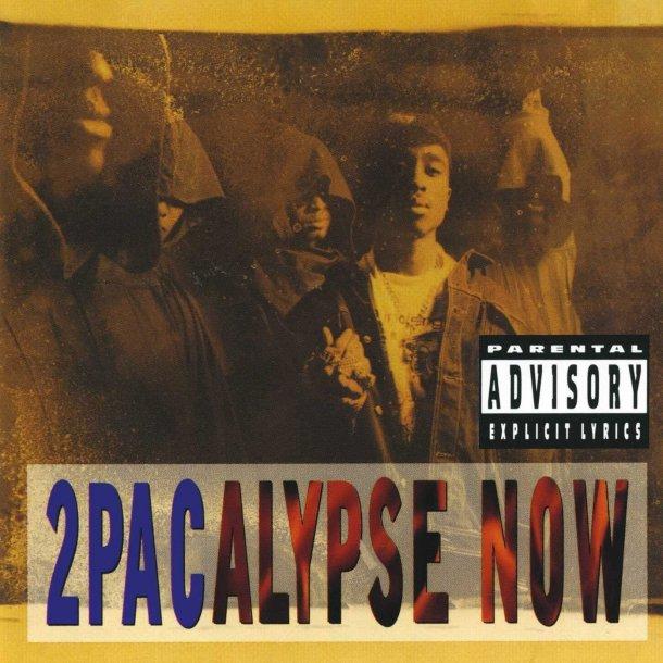 2 Pacalypse Now - 2016 European Interscope label 13-track 2LP Set