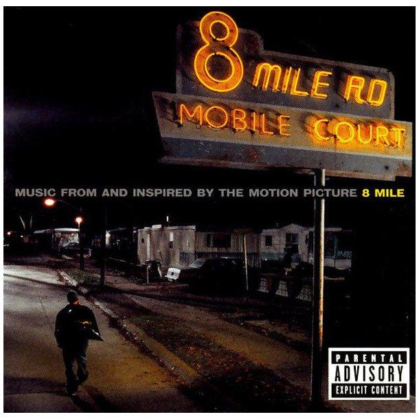 8 Mile - 2013 - European Shady Label Reissue 16-track 2LP Set
