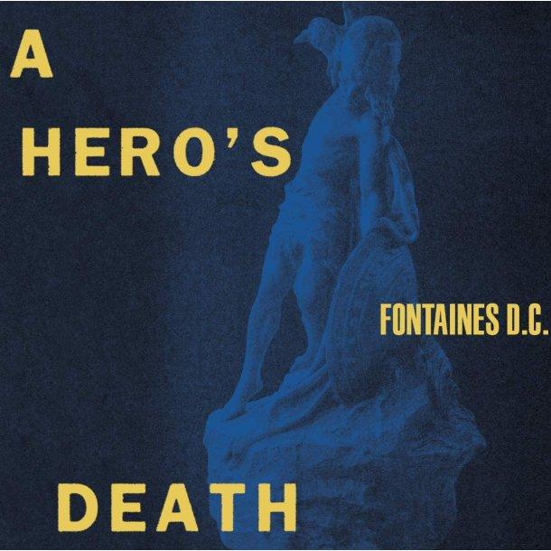 A Hero's Death - 2020 European PIAS label 11-track LP