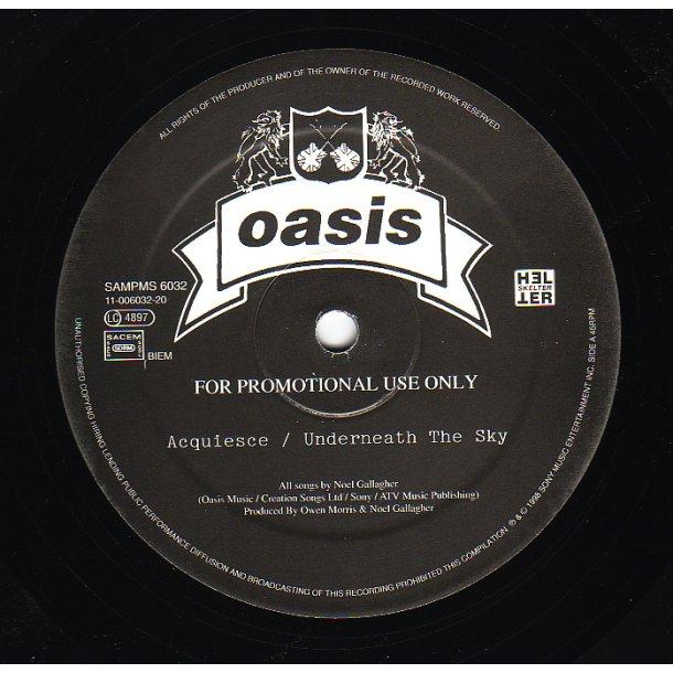 Acquiesce - 1998 European Promotional 2-track 12