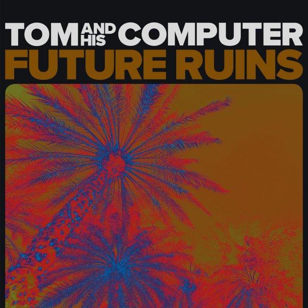 Future Ruins - 2020 German In My Room label 10-track LP
